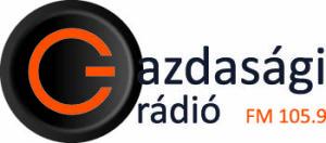 Gazdasagi Radio logo