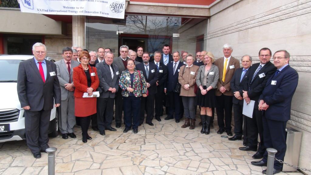XXII. Nemzetközi Energia és Innovációs Fórum_Visegrád
